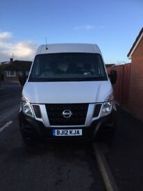 Nissan NV400 Long wheel base
