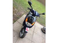 Peugeot vivacity 50cc moped/£270