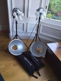 Photography Video Lights £175