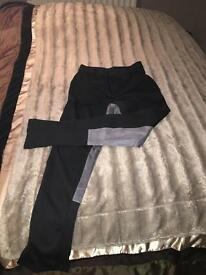 Brand New ladies jodhpurs sz 10 black & grey