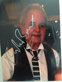 Likely Lads Rodney Bewes Signed Photo