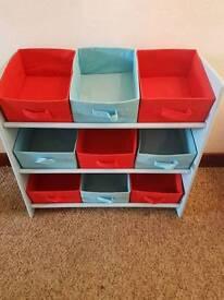 Child's storage