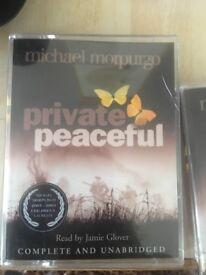Michael Morpurgo cassette