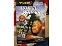 Wheel writer