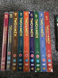 Two and a half men. Season 1-9