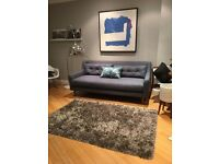 John Lewis Rhapsody rug - perfect condition, like new. Ideal for mid-century modern styling.