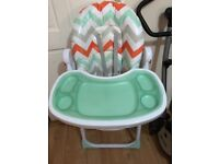 Baby highchair only £15