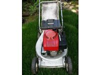 Honda hr194 petrol lawnmower