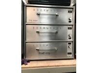 Hatco HDW-3 Freestanding Drawer Warmer