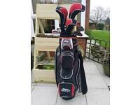 FULL SET OF M.D. Bllesteros Golf clubs