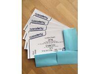 Jake Bugg Tickets x 4, Brixton Academy Nov 1st 2016