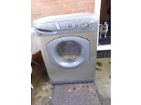 SILVER HOTPOINT WASHER/DRYER SPARES OR REPAIRS