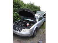 Vw Passat breaking for parts spares 1.9 tdi