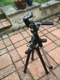 Benbow Kennet Tripod with Manfrotto head