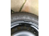 205 55 r16 Michelin tyer new