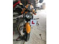 1999 Cagiva Planet project