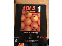 Aula Internacional 1 Spanish textbook