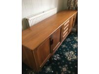 Vintage G-Plan Sideboard in Exceptional Condition