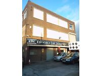 Tidy 2000 sqft (approx) trade/storage To Let in Witton/Aston for £760 pcm