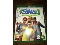 Sims 4 deluxe party edition £30