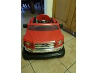3 in 1 ford car baby walker