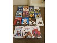Comedy dvds 15 of them