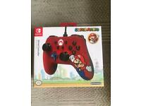 Super mario Nintendo switch controller new and sealed