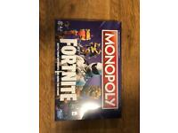 Monopoly Fortnite Edition New Unopened Sealed