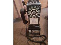 1957 public telephone
