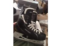 Size 10 male hockey boots. Bauer Supreme One 20