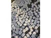 Marshalls Granite Cobbles (brand new)