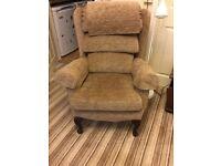 Armchair by HSL called Buckingham