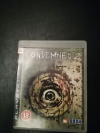 PS3 - Condemned 2: Bloodshot