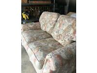2 two seater settees