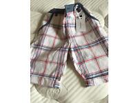 Boys shorts age 5-6