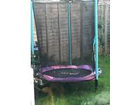 Children's small 6 ft trampoline