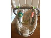 Baby bouncer, like new