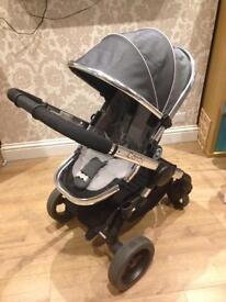 iCandy Peach 3 Blossom Truffle - Twin Buggy