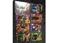 14 doctor who DVDs