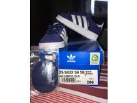 Adidas campus toddler trainers