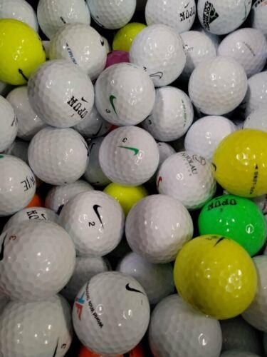 3 Dozen Nike Mix Golf Balls - 4A/5A