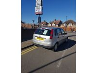 FORD FIESTA 1.2 LX 5 DOOR HATCHBACK LOW MILEAGE WITH SERVICE HISTORY 2005