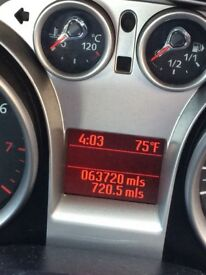 Ford Focus 1.6 (low mileage)