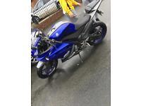 Yamaha yzfr125 2013