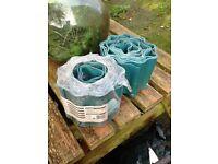 Plastic Lawn Edging - 7 x 9m Rolls