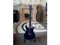 Prs se custom 24 guitar