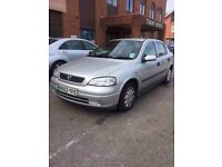 VAUXHALL ASTRA 1.6/ AUTOMATIC /EXCELLENT CONDITION/£645