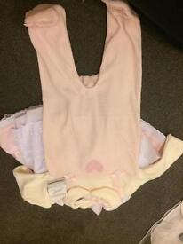 Traditional baby clothes bundle