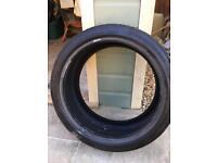 Mk7 fiesta tyre