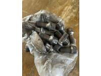 Bag off car / van wheel bolts x16 £10 the lot